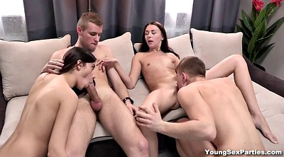 Swapping, Young blowjob, Russian orgy, French swingers, Amateur young, Young russian