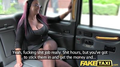 Fake taxi, Huge tits