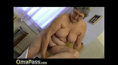 Compilation, Mature hairy