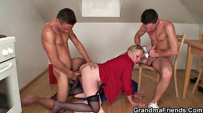 Old, Old gay, Old woman, Mature woman, Old granny, Granny threesome
