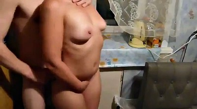 Making love, Russian wife