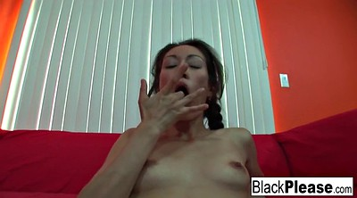 Interracial, Pov, Small creampie, Pov creampie