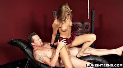 Punishment, Spanking girls