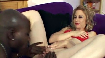 Bbc white, Ebony anal, Wifey, Ebony threesome