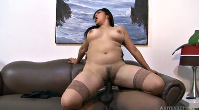 Asian and black, Asian milf