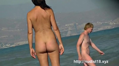 Beach, Nudists, Nudist