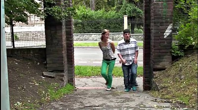 Street, Teen threesome