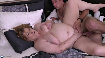Mom, Mom son, Mom and son, Lucky son, Bbw mom, Mom bbw