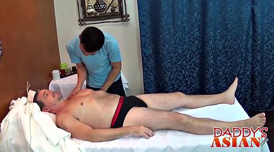 Gay massage, Asian young, Old daddy gay, Cock massage, Asian old
