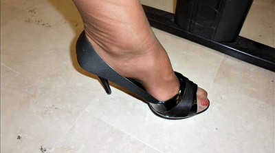 Super, Office feet, Nylon feet