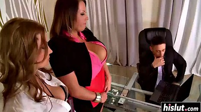 Fat anal, Laura, Abby