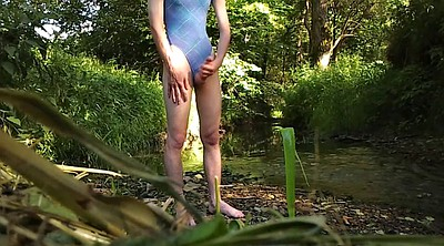 Young boys, Swimsuit