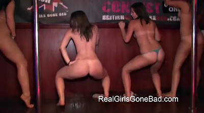 Competition, Horny girl, Bar