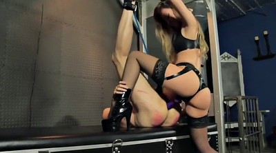 Bondage, Train, Training
