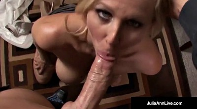 Julia ann, Hot milf