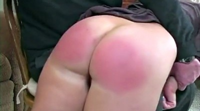 Spanked, Young daughter, College