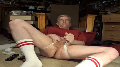 Socks, Sock, Handsome, Uncle, Amateur compilation, White sock