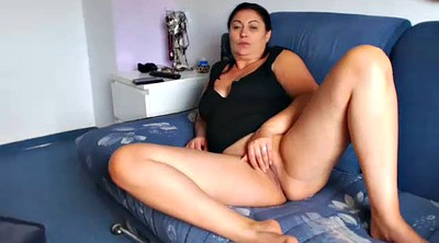 Italian mature, Show pussy, Pussy show