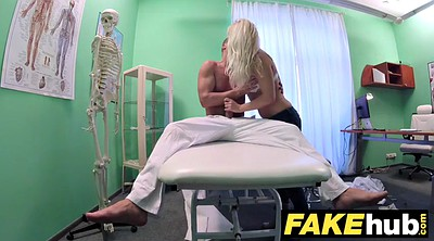 Hospital, Czech massage, Fake hospital, Horny milfs, Fake massage, Czech doctor