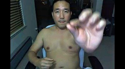Dad, Masturbate, Asian webcams, Asian webcam