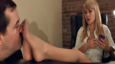 Pantyhose foot, Smell foot, Foot worship, Smell, Pantyhose smell, Girl pantyhose
