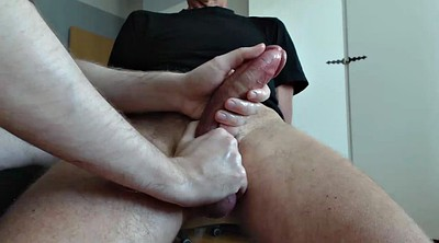 Cock milking, Bondage gay