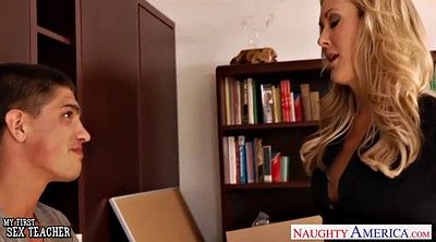 Brandi love, Blonde mature, Brandy