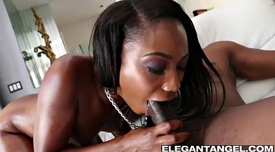Ebony hairy