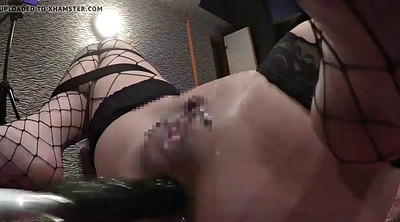 Japanese anal, Double anal, Japanese bbw, Bbw creampie, Self