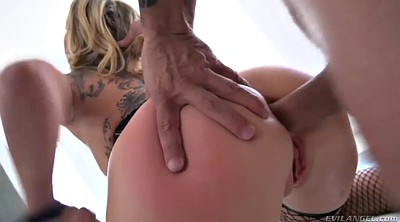 Zoey, Wild, Squirt anal
