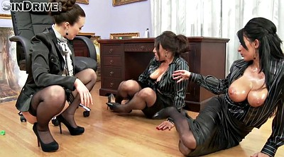 Lesbian domination, Domination, Lesbian office, Doll, Dominate, Dolls