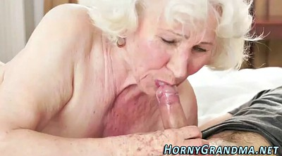 Mature blowjob, Mouth, Hairy mature