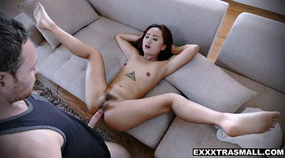 Asian threesome, Asian big tits