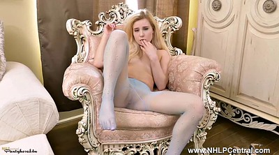 Pantyhose, Nylon masturbation