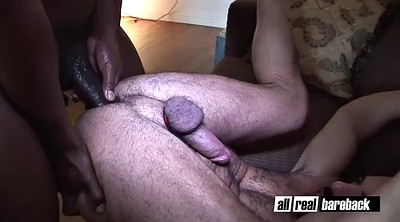 Hairy, Gay interracial