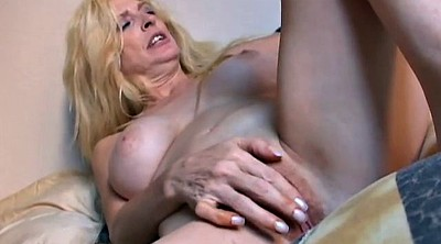 Cougar, Granny pussy