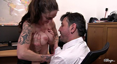 Ride, Mature threesome, Hd mature