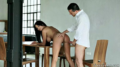 Erection, Missionary anal