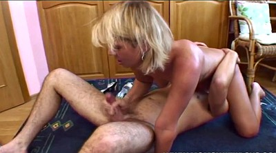 Young, Spreading, Horny mom