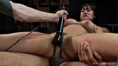 Asian bondage, Asian big cock