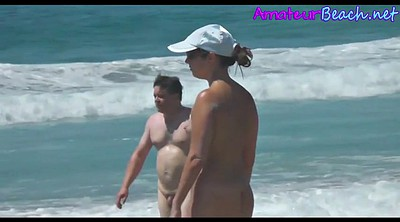 Beach, Nudist, Voyeur beach, Nudists