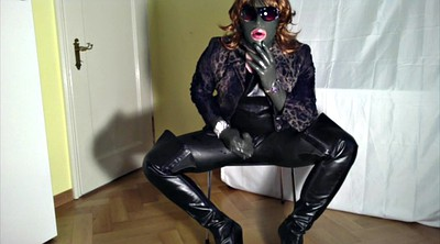 Latex, Transvestite, Latex shemale