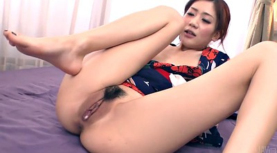 Japanese girl, Japanese threesome, Kimono, Japanese double, Hairy creampie, Two girls