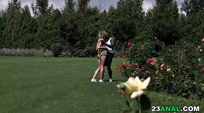 Outdoors anal, Bbc anal