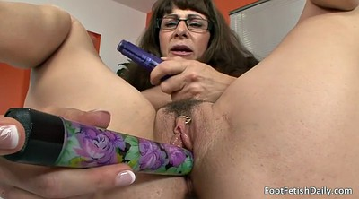 Silk, Mature feet, Solo mature