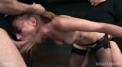 Double, Master, Mona wales, Blacked white, Black bdsm, Captured