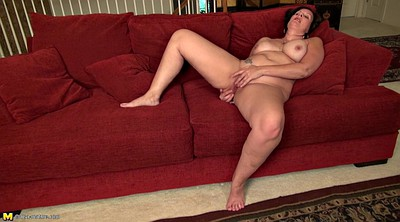 Chubby solo, Fat mature