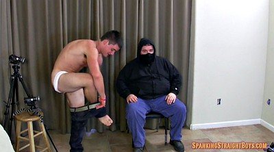 Spanking, Gay compilation, Straight boy, Gay old