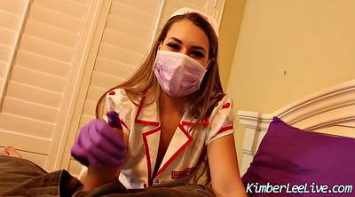 Gloves, Gloved, Glove, Nurses, Glove handjob