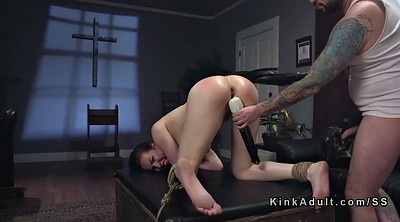 Tied up, Tied fuck, Face fucking